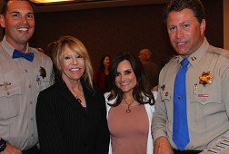 Marina Hospital Attends Protectors Luncheon