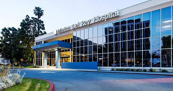 A Non-Profit Hospital in Marina del Rey | Cedars-Sinai